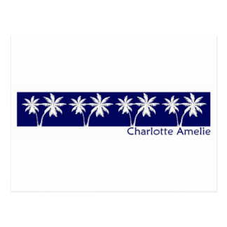 Charlotte Amelie, U.S.V.I. Postcard