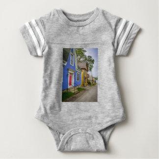 Charlotte Lane Shelburne Baby Bodysuit