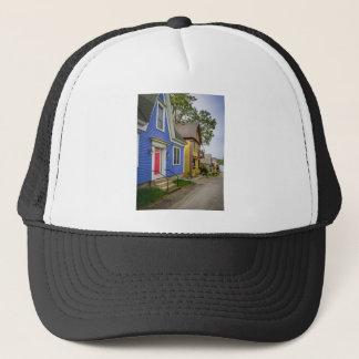 Charlotte Lane Shelburne Trucker Hat