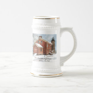 Charlotte Lighthouse Mug/Stein Beer Stein