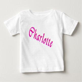 Charlotte Name Logo, Baby T-Shirt