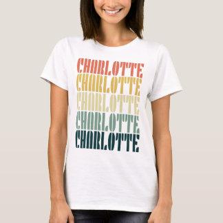 Charlotte Name Shirt