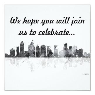CHARLOTTE, NORTH CAROLINA - Invitation