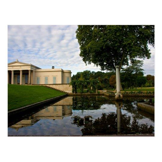 Charlottenhof Palace Postcard