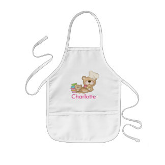 Charlotte's Personalized Apron