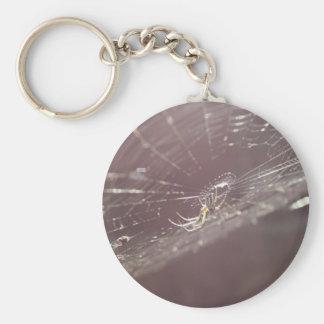 charlotte's web keychain