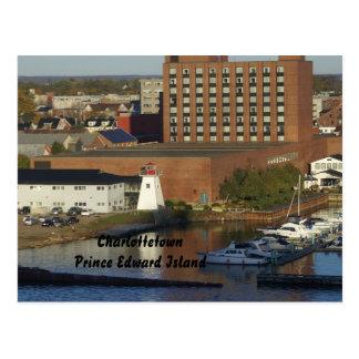 Charlottetown Postcard