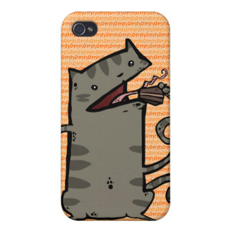 Charly - Cake Is Nom iPhone 4 Case