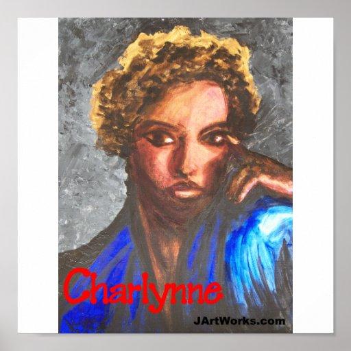 Charlynne Print