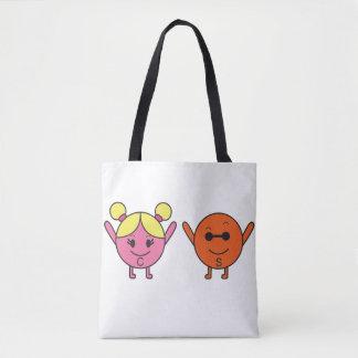 Charm and Strange Bag