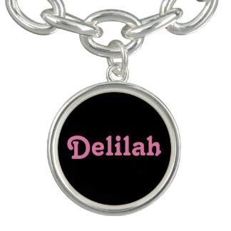 Charm Bracelet Delilah