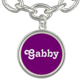 Charm Bracelet Gabby