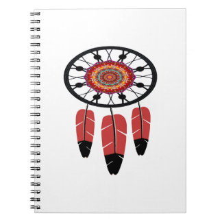 Charm of Protection Spiral Notebook