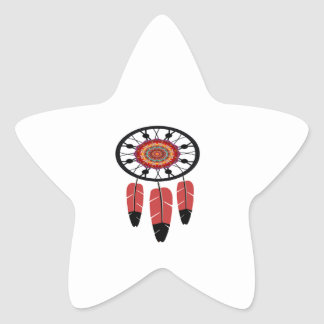 Charm of Protection Star Sticker