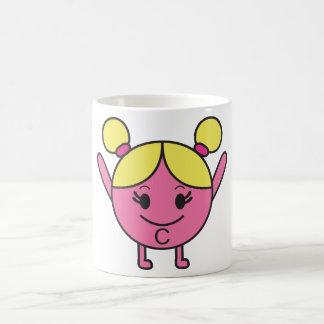 Charm quark coffee mug