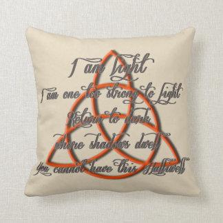 Charmed Sleep Throw Pillow