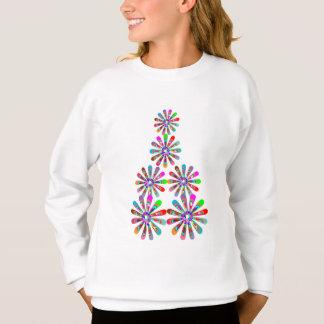 Charming BABY Girly Festive Prints Sweatshirt