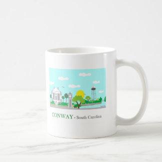 Charming Conway, SC Coffee Mug