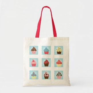 Charming Cupcakes Tote Bag