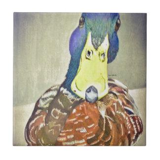 Charming Duck Tile