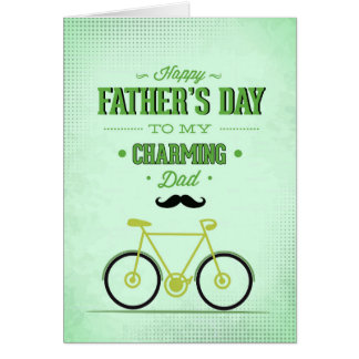 Charming Fathers Day Card