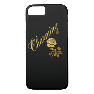 Charming feeling by Shirt to Design iPhone 7 Case