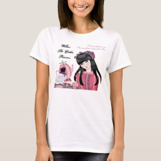 Charming Gothic Little Lolita T-Shirt