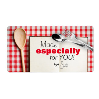 Charming Labels for the Gifts from YOUR Kitchen