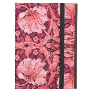 Charming Pink Pimpernel Flowers Case For iPad Air