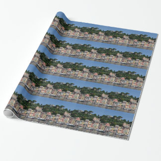 Charming Portofino, Italty Wrapping Paper