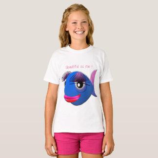 charming stylized fish T-Shirt