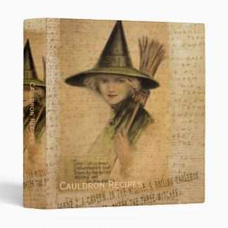 Charming Witch Binder