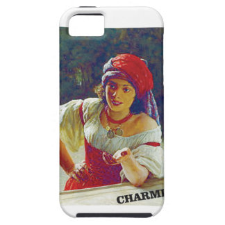 charming woman fair case for the iPhone 5