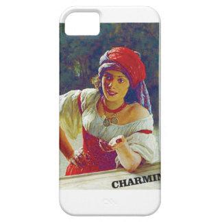 charming woman fair iPhone 5 cover