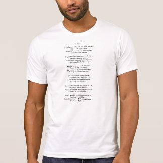Charogne de Baudelaire - d'Une T Shirts