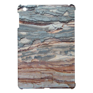 Charred Pine Bark iPad Mini Case
