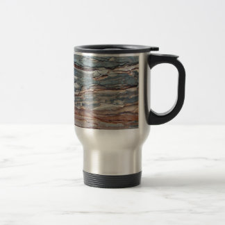 Charred Pine Bark Travel Mug