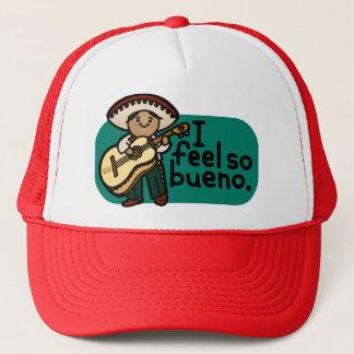 charro cap. trucker hat