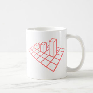 Chart Growth Coffee Mug