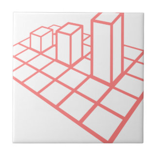 Chart Growth Tile
