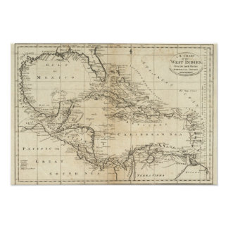 Chart of the West Indies 3