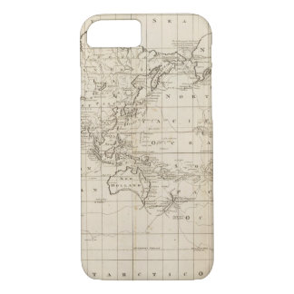 Chart of the World iPhone 7 Case