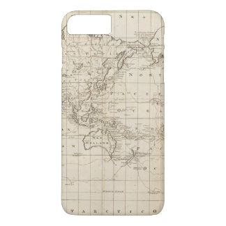 Chart of the World iPhone 7 Plus Case