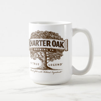 Charter Oak Brewery  Coffee Cup
