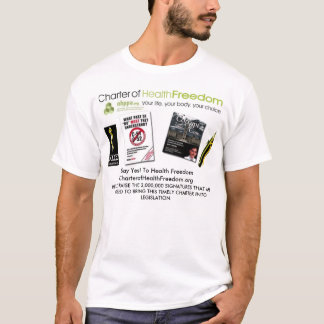 Charter Of Health Freedom T-Shirt