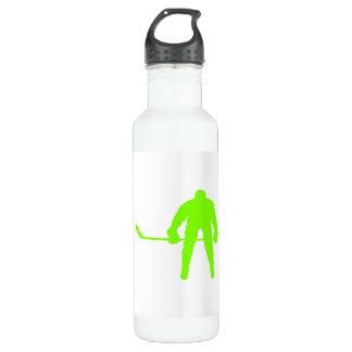 Chartreuse, Neon Green Hockey 710 Ml Water Bottle