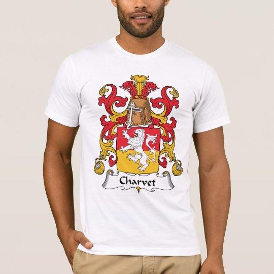 Charvet Family Crest T-Shirt