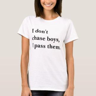 Chase Boys Running Shirt