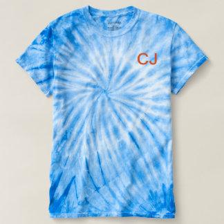 Chase Johnston blue the dye shirt