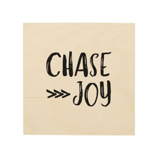 Chase Joy Wood Wall Art